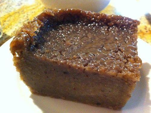 Jamaican Sweet Potato Pudding Cake Recipe