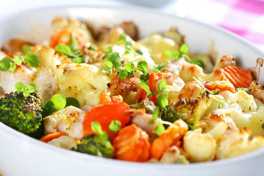 Vegetable Casserole Recipe Recipes Jamaica
