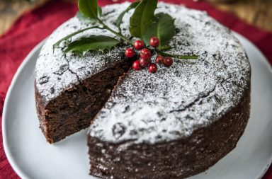benjamins christmas cake recipe