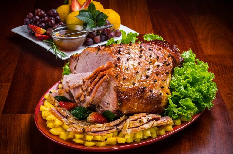 Jamaican Christmas Ham.Hamilton S Smokehouse Ham With Pineapple Glaze Recipes Jamaica